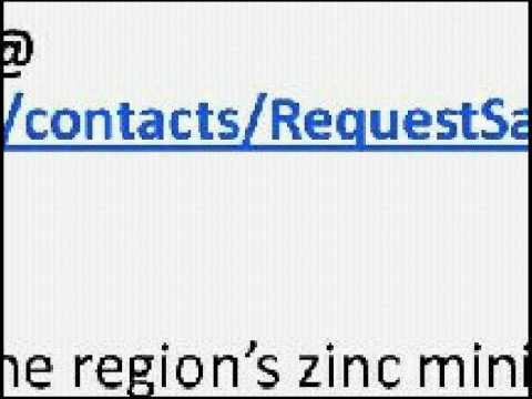 Asia Pacific Zinc Mining Market
