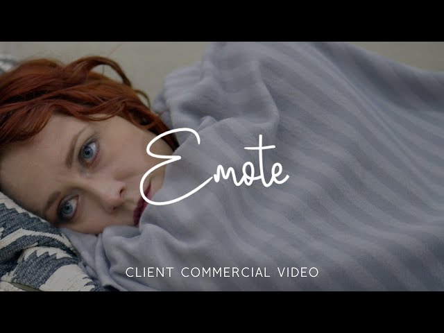 Emote Online Therapy Commercial Video - Made by Envy Creative