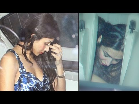 Malaika Arora Khan CRIES after her DIVORCE with husband Arbaaz Khan