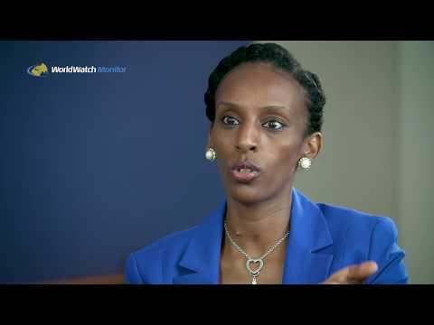 Sudan's Mariam Ibrahim talks to World Watch Monitor