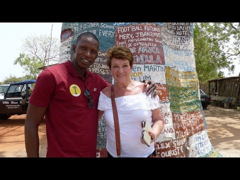 The Gambia 4 - Trip to Lamin Lodge with Muhammed Sisawo / 2018