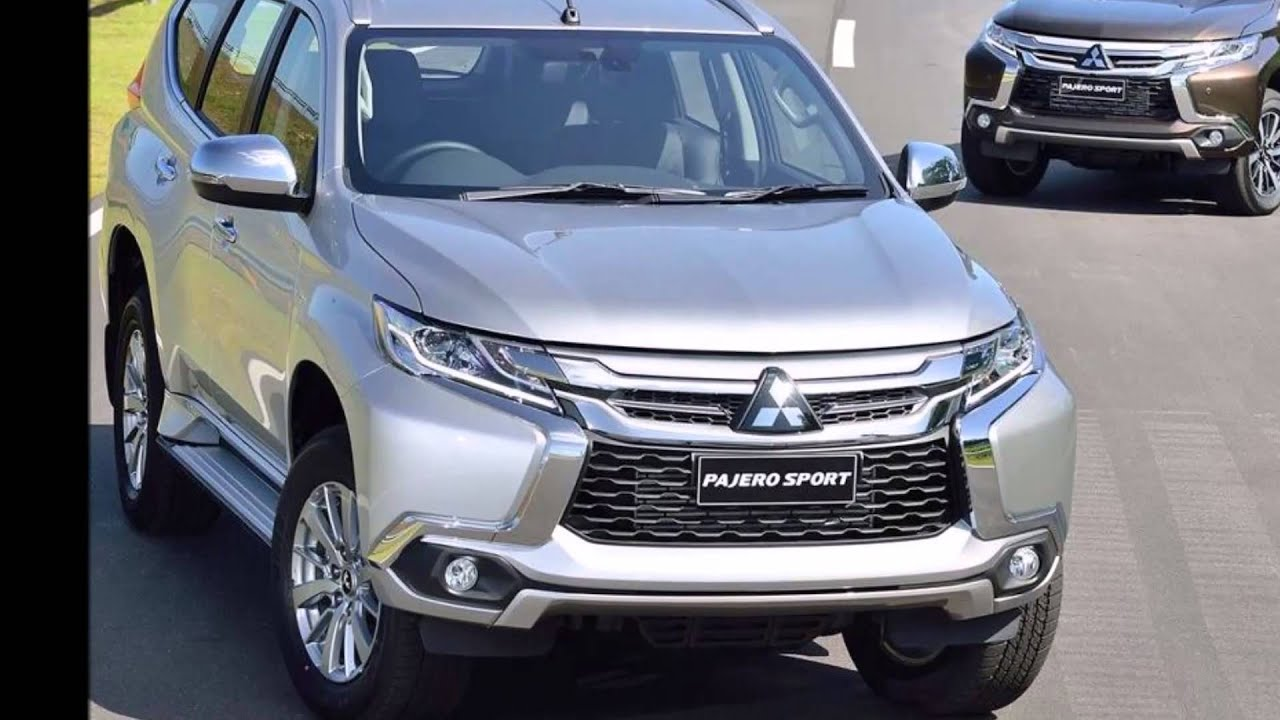 New Mitsubishi Pajero Sport Interior Exterior