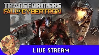 Transformers: Fall of Cybertron Part 2