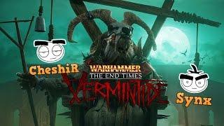 Играем в Warhammer: End Times - Vermintide