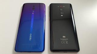 De lo mejor calidad precio 2019 Oppo Reno Z VS Xiaomi Mi9T