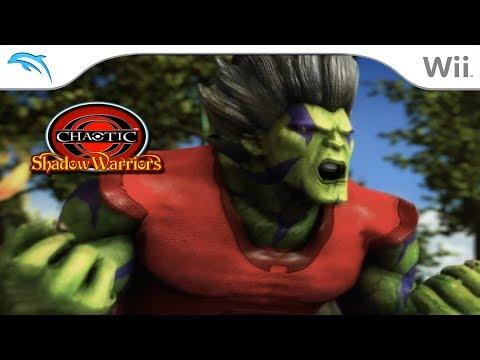 Chaotic: Shadow Warriors - Dolphin Emulator 5.0-9331 [1080p HD] - Nintendo Wii - 동영상