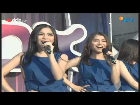 Cherrybelle - Beautiful (Live on Inbox)