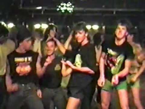 Caravan Night Club  Tulsa, Oklahoma May 1986