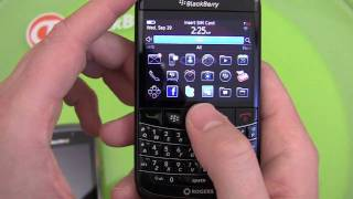 BlackBerry Bold 9780 Unboxing …