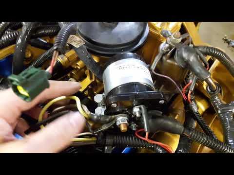 2001 Ford F350 Super Duty PSD 7.3 Stancor Glow Plug Relay ...  Ford Powerstroke Glow Plug Relay Wiring on