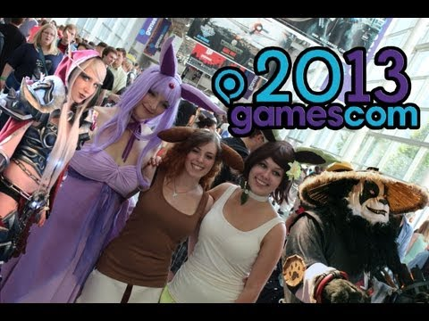 GamesCom 2013 in Germany | Get Germanized Vlogs | Episode 22