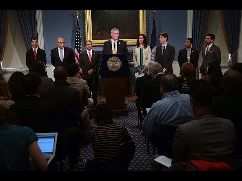 Mayor Bill de Blasio Appoints New Members to Administration