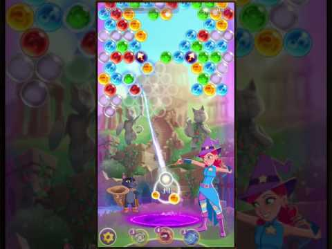 Bubble Witch Saga 3 - Level 67 - No Boosters