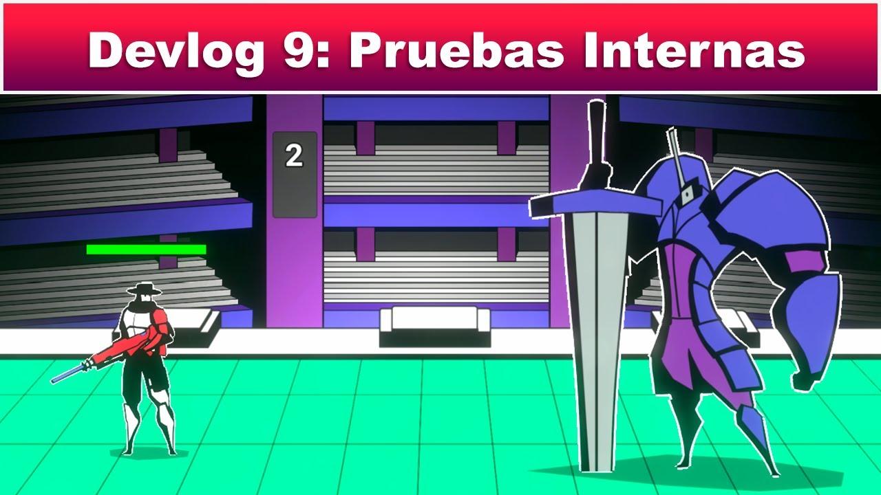 Indie Devlog #09 : Pruebas Internas 🙂🙂