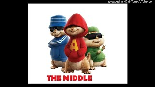 THE MIDDLE  chipmunk version