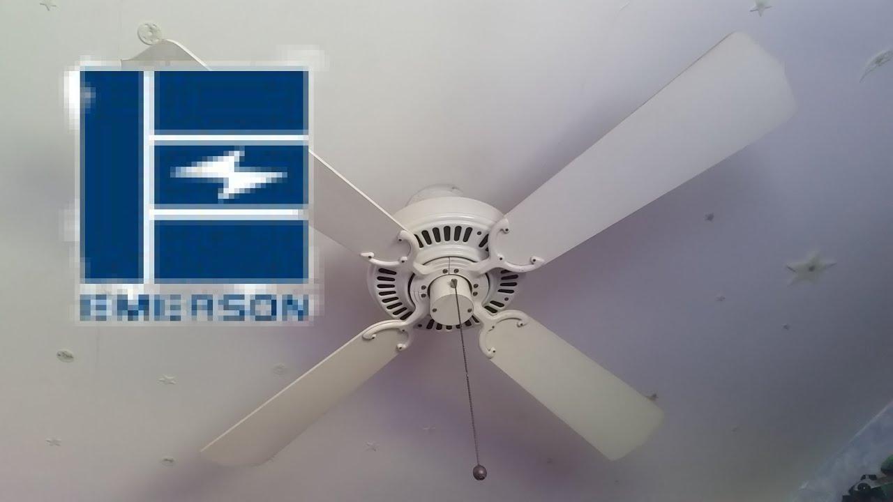 """52"""" Emerson 1895 Series Ceiling Fan"""