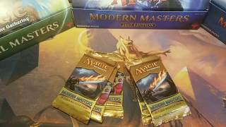 **EPIC Booster Packs Of HISTORY!!** Modern Masters 2013