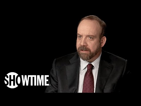 Billions | Paul Giamatti on Chuck Rhodes | Season 1