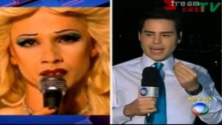 Marcelo Rezende apresenta predentes para Luiz Bacci - Cidade alerta 15/08/2013