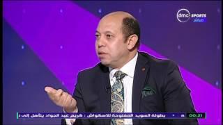 حصاد الاسبوع - ك.أحمد سليمان ورأيه في اداء عصام الحضري في مباراة اليوم امام الكاميرون