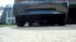 flowmaster 40 exhaust 2004 v6 mustang please comment