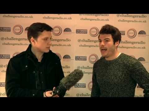 Jordan North - Challenge Radio Interview