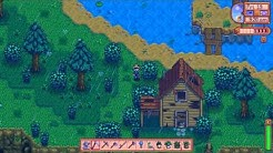 "Stardew Valley. Quest ""Robin's Lost Axe""."