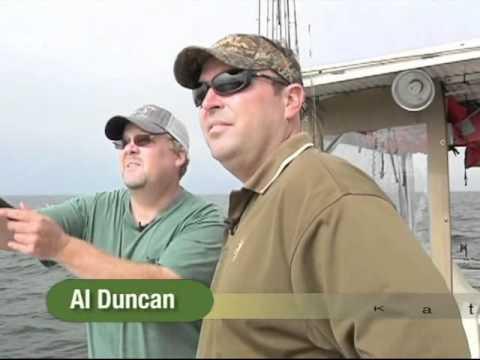 Catfishing on Santee Lakes SC