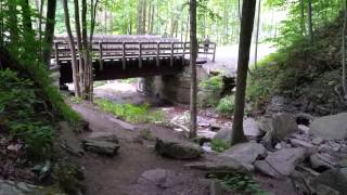 Pine Creek Trail - Pennsylvania - Rails to Trail