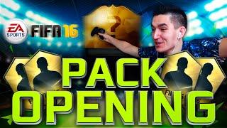 FIFA 16 | МОЙ ПЕРВЫЙ ПАК ОПЕНИНГ | PACK OPENING