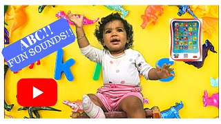 abc for children | youtube toys and me | Cutest Baby Ever
