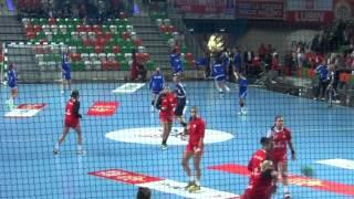 Eliminacje Mistrzostw Europy w piłce ręcznej kobiet Polska-Finlandia