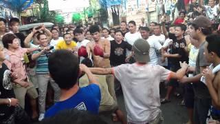 Tondo Boxing Rustico Torrecampo Vs Warley