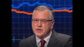 Анатолий Гриценко: Медведчук - это Медуза Горгона