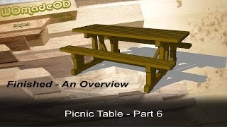 Build A Solid Picnic Table - An Overview