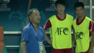 DPR Korea 1-0 Iraq (AFC U19 Indonesia 2018 : Group Stage)