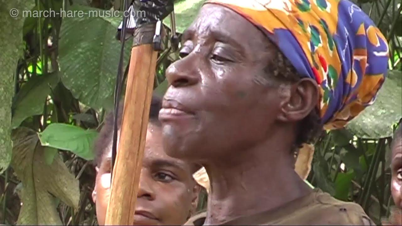 baka pygmy women singing