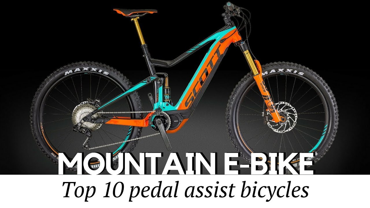 Top 10 Electric Mountain Bicycles With Pedal Ist Technology 2018 Ing Guide