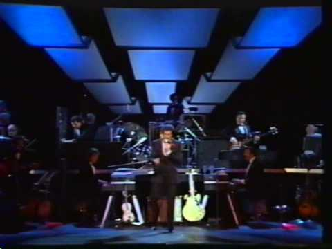 Wayne Newton ! At the London Palladium 1983 PART I