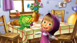Овощная сказка Хозяйка однажды с базара пришла