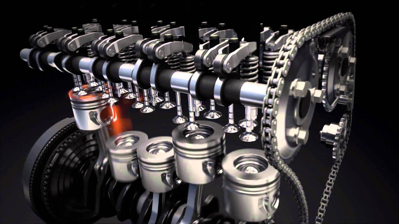 Ford 292 Engine Diagram Duratorq Engine All New Transit Custom Youtube