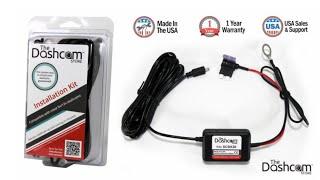 Garmin Dash Cam 35:  Hardwiring