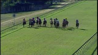 Vidéo de la course PMU FOLLOW GOLD CIRCLE ON FACEBOOK MAIDEN JUVENILE PLATE (FILLIES)