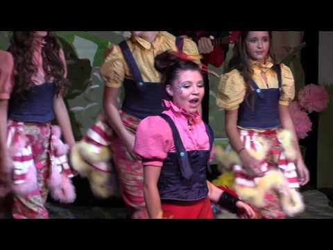 Seussical Highlights - DAGGETT COUNTY UTAH