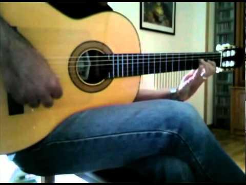 Fernando Sor - Estudio No 12 En Sol M