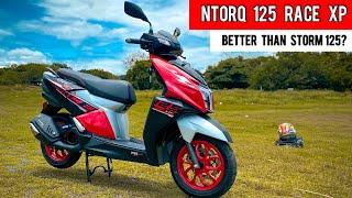 2021 TVS Ntorq 125 Race XP Det…