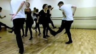 Танец. (Рок-н-ролл) 2-АТЛ (2015г.)