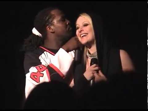 Princess Superstar Live in Toronto 2002