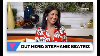 Stephanie Beatriz Reminisces About Her Favorite Pride Memories