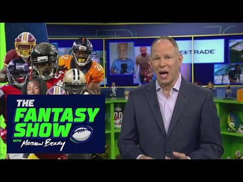 Week 5 RB waiver wire pick-ups | The Fantasy Show | ESPN